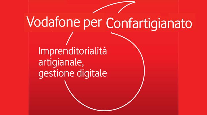 Vodafone per Confartigianato
