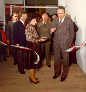 Inaugurazione 1982
