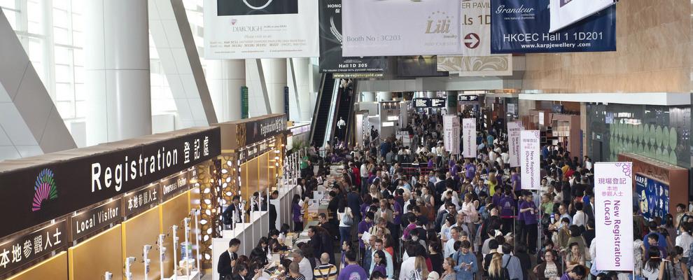 Confartigianato Orafi organizza collettiva a Hong Kong Jewellery and Gem Fair