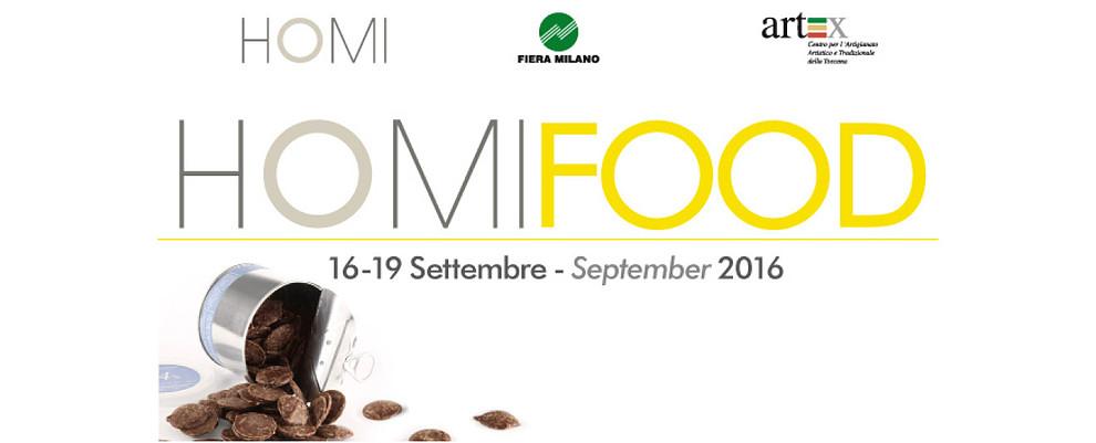 Confartigianato promuove esposizione collettiva ad Homi Food Milano