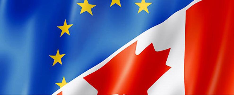 Ue/Canada. Da accordo CETA nuove opportunit� per le piccole imprese italiane