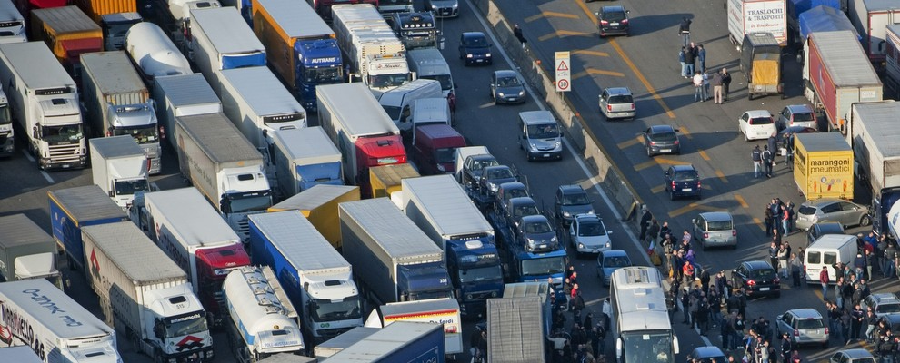 Fermo trasporti. Confartigianato: con Decreto risorse 2016 passo importante del Governo