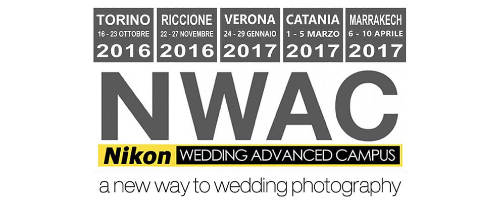 Confartigianato Fotografi a Nikon Wedding Campus con sconti per i soci