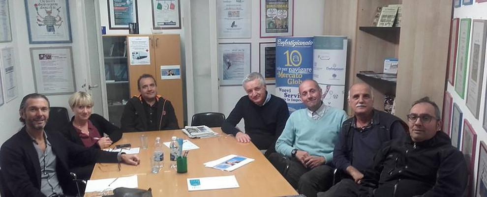 Luca Baglioni confermato Presidente di Confartigianato Impianti