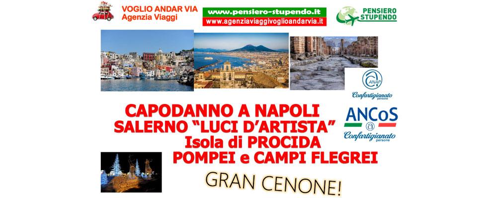 Capodanno a Napoli - Gran Cenone