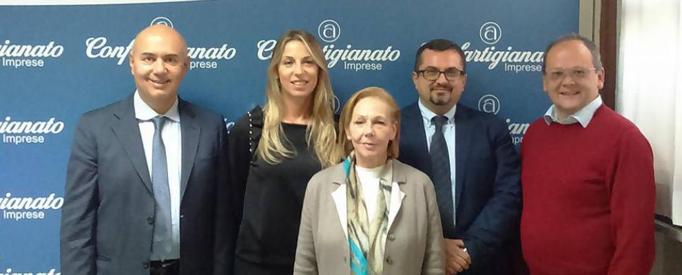 Arianna Giannoni nel consiglio nazionale di Confartigianato Ceramisti