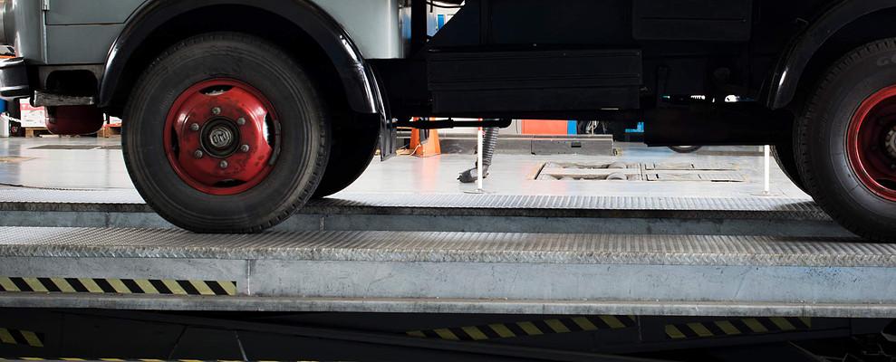 Rinviate al 6 Giugno le nuove procedure di revisione Camion e Autobus