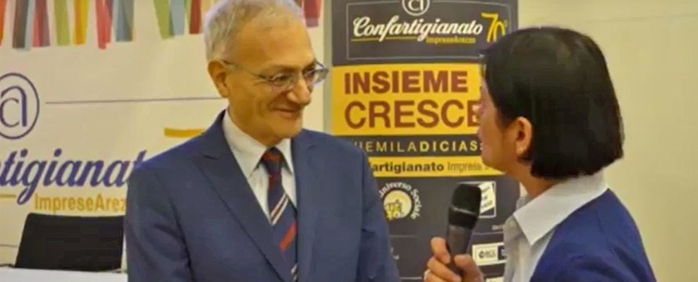 Mario Polito conclude con successo la Scuola per Genitori di Confartigianato