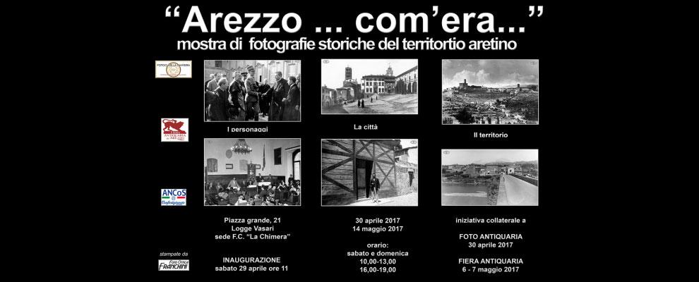 Arezzo... come'era...