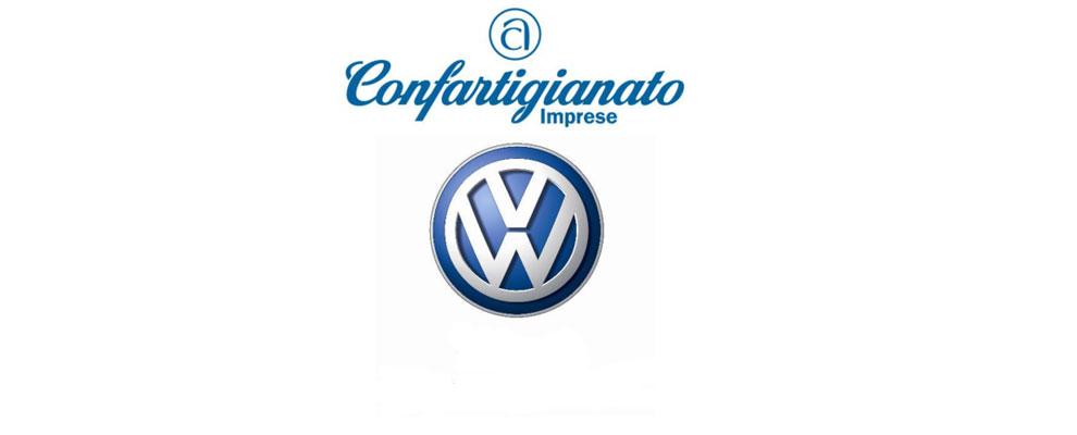 Condizioni speciali di acquisto dei veicoli commerciali Volkswagen riservate agli associati Confartigianato