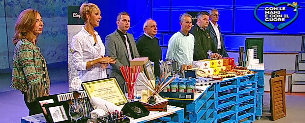 Le Imprese del Casentino alla ribalta nella 4 puntata di Bengodi Confartigianato 70