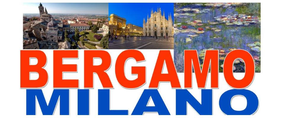 Bergamo Milano con Ancos il 12 e 13 Maggio