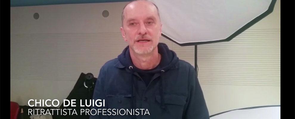 Chico De Luigi protagonista del workshop promosso dai fotografi di Confartigianato
