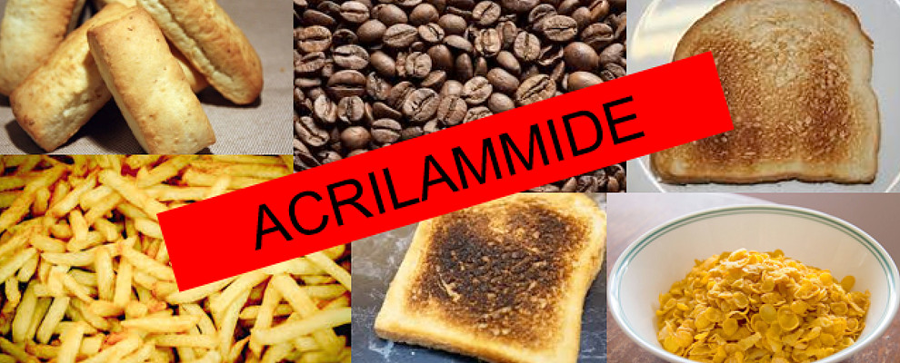 Acrilammide negli alimenti. In vigore obbligo di riduzione della sostanza