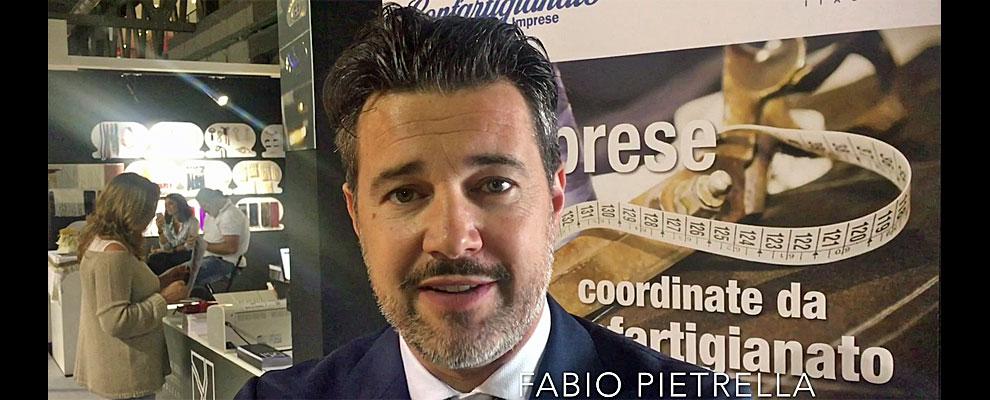 Confartigianato ad Origin. A tu per tu con il Presidente Nazionale della Federazione Moda Fabio Pietrella