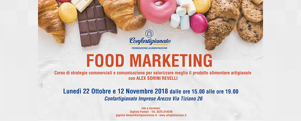 Food Marketing. Aperte le iscrizioni al Corso per le Imprese Alimentari