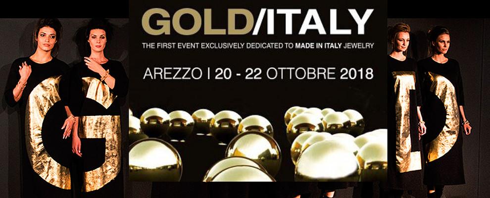 Gold Italy. Torna ad Arezzo la mostra orafa dedicata al gioiello Made in Italy