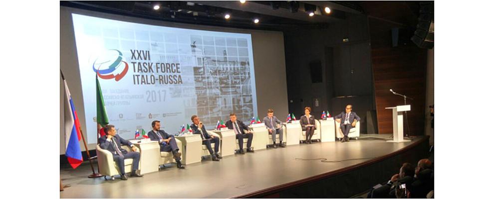 A Firenze la task force Italo Russa per lo sviluppo di PMI e Distretti