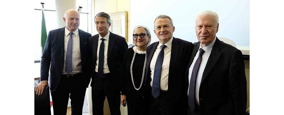 Camera di Commercio. Guasconi Presidente. Vannetti, Romagnoli, Boldi e Papini in Consiglio
