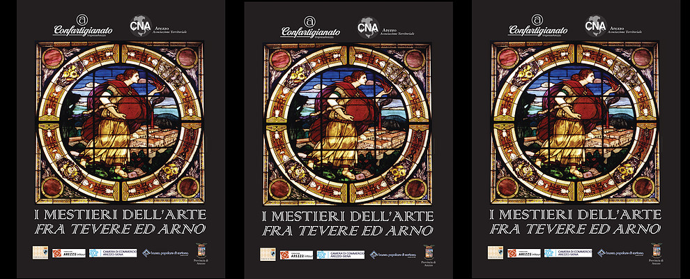 Le eccellenze dell'Artigianato Artistico in mostra ad Arezzo nei fine settimana di Dicembre