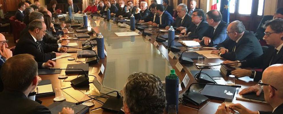 Matteo Salvini incontra le Associazioni e conferma importanza dialogo con PMI