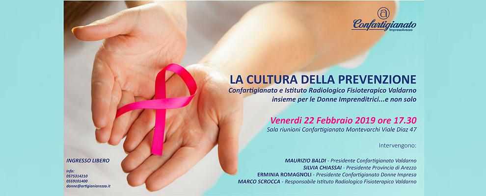 Prevenzione. Confartigianato e Istituto Radiologico Valdarno insieme per le Donne