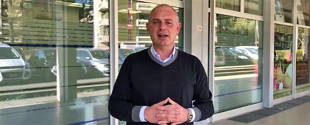 Marco Bacci presenta la Scuola d'Impresa 2019. Si parte il 14/3. Aperte le iscrizioni !