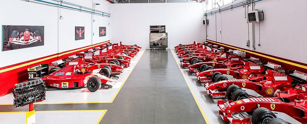 ANCOS Confartigianato organizza Gita al Museo Ferrari di Maranello e a Modena