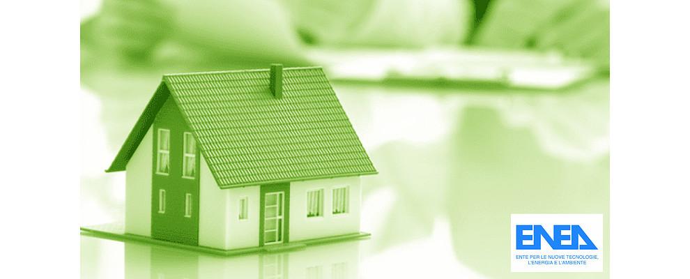 Operativi i nuovi siti ENEA per risparmio energetico e bonus Casa su interventi 2019