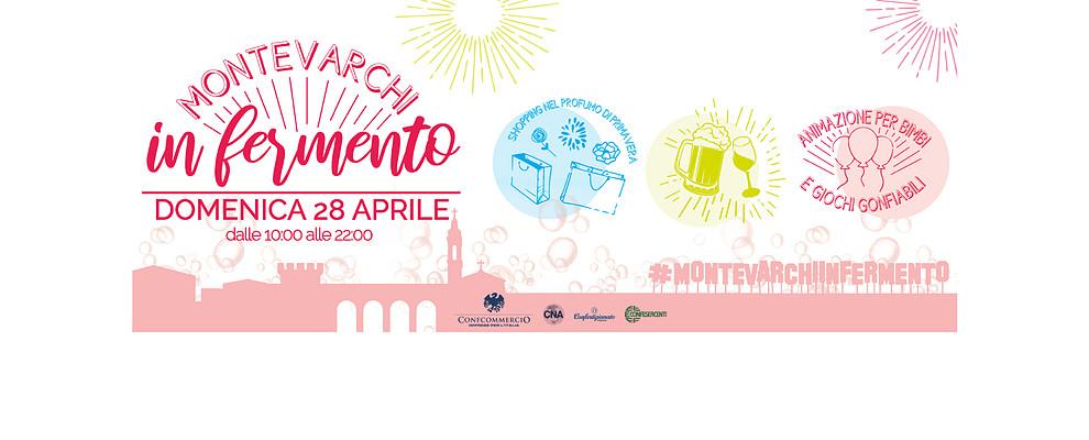 Domenica 28 Aprile anche Confartigianato a Montevarchi In Fermento !