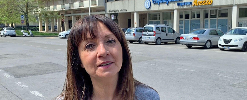 Manuela Boncompagni presenta il Fashion Show Acconciatori con L'Oreal del 6/5