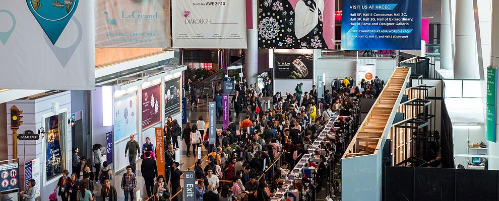 Confartigianato Orafi organizza esposizione collettiva a Hong Kong Jewellery e Gem Fair