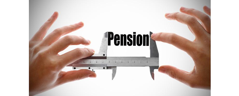 Pensioni. Scatta il taglio di Giugno. Ridotti gli aumenti previsti