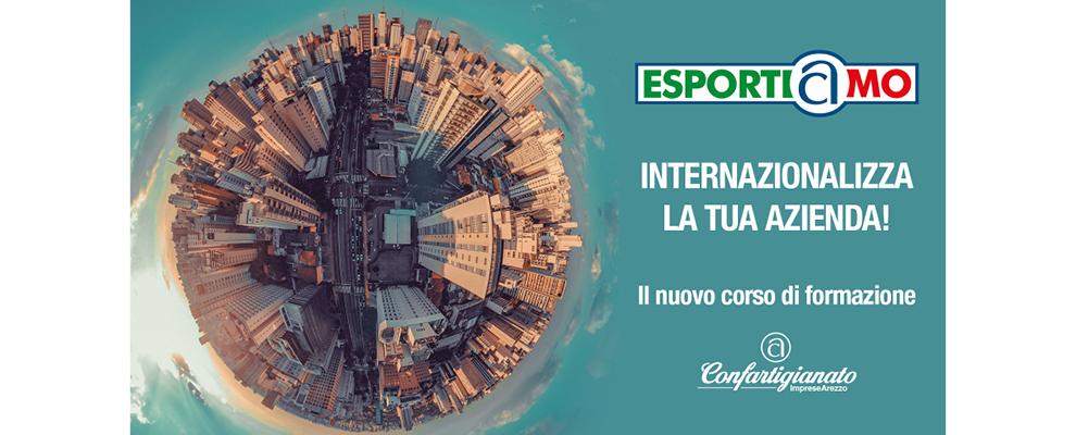 EsportiAmo. Il nuovo servizio di consulenza per l'internazionalizzazione