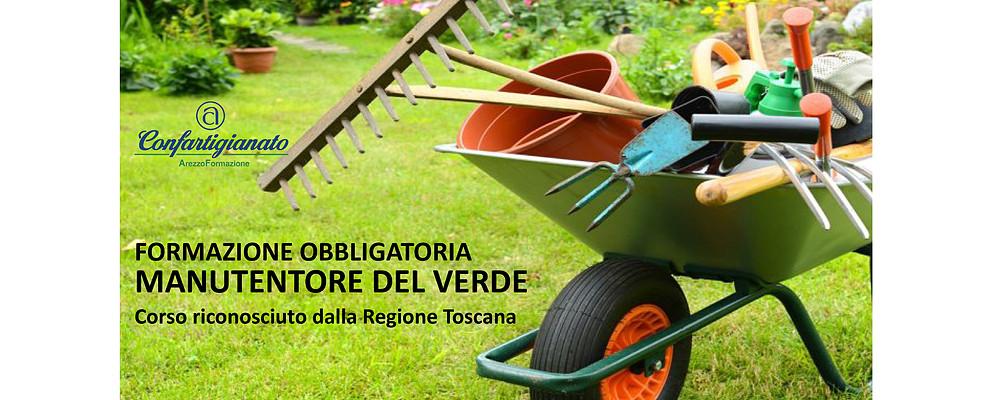 Manutentore del verde. Aperte le iscrizioni al Corso riconosciuto dalla Regione Toscana