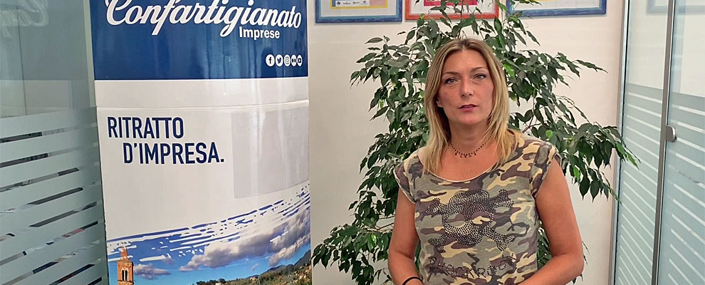 Elena Bucefari presenta il Corso di Qualifica per Manutentore del verde