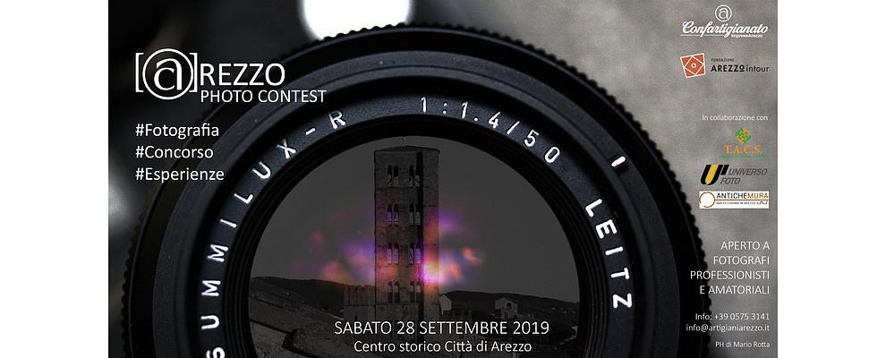Con Arezzo Photo Contest visita Arezzo, scatta e vinci