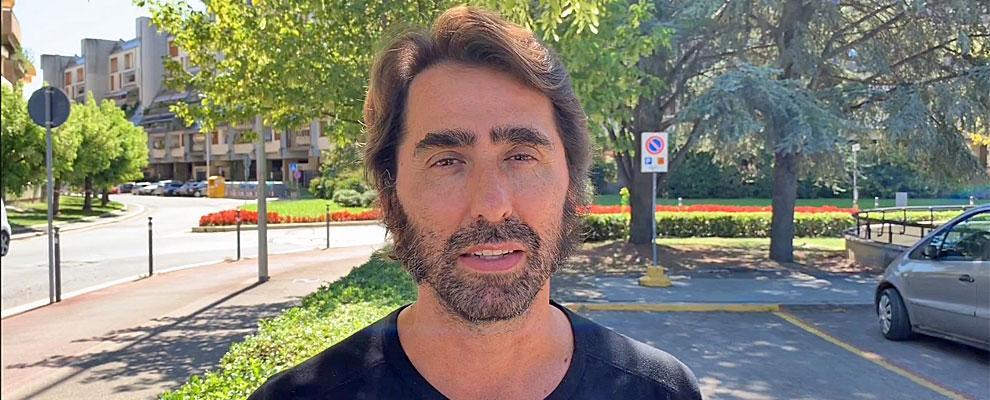Fabrizio Tacconi presenta l'Hair Collection Acconciatori con Wella