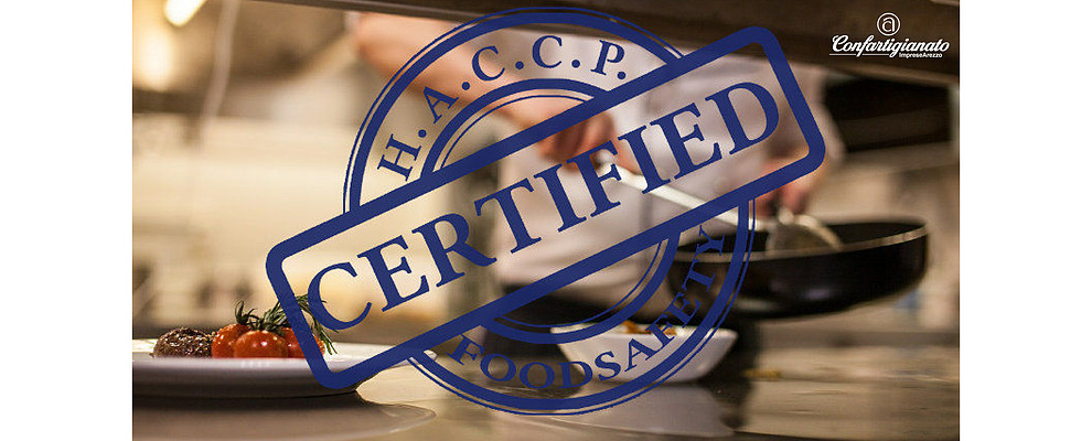 HACCP. Al via nuovo ciclo di formazione obbligatoria per Alimentaristi