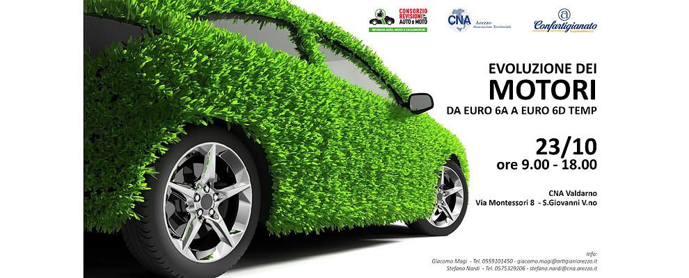 Autoriparazione. Aperte le iscrizioni al seminario sui nuovi motori Euro 6D Temp