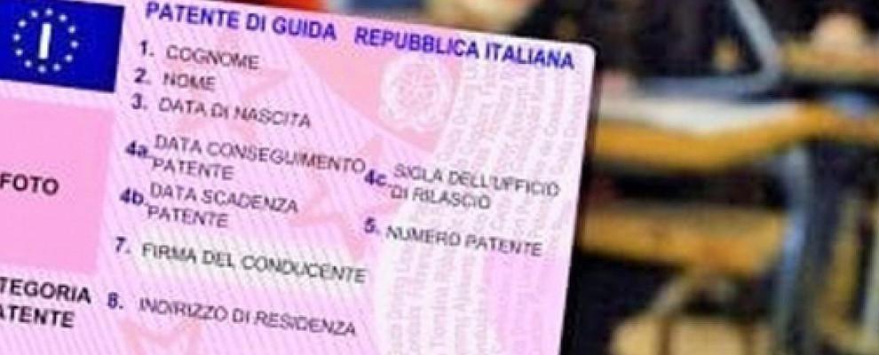 PATENTI DI GUIDA. Il Ministero degli Interni aggiorna le scadenze di validità