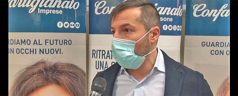 Luca Fiorini è il nuovo Presidente di Confartigianato Meccanica. Il servizio del TG di Teletruria