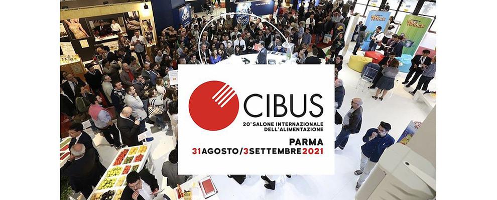 CIBUS. Agevolazioni per la partecipazione delle aziende alimentari associate