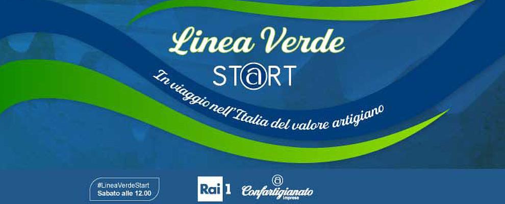 Linea Verde Start. RAI 1 e Confartigianato in viaggio nell'Italia del valore artigiano
